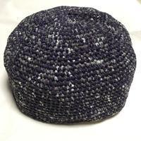 編み地と布で - 帽子工房 布布