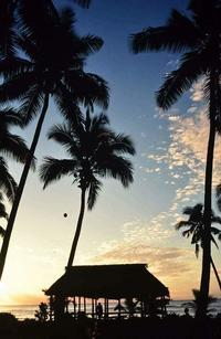 40年前の太平洋の島国 - 見る聞く歩く