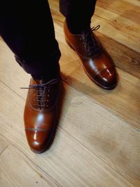 【Hiroshi Arai】履くとわかる「ハマる」靴 - Shoe Care & Shoe Order 「FANS.浅草本店」M.Mowbray Shop
