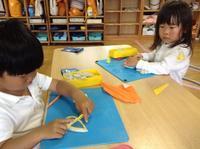 今日は何をして遊んでいるのかな?~年少・年中~ - みかづき第二幼稚園(高知市)のブログ
