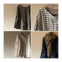 洋服たち。イチカワチクチク part2 - petite maman ふたり日記