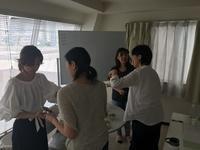 キネシセッション特訓ワンデー@東京終わりました~! - 緑の中の小さな家 (Pure Food Pure Body)