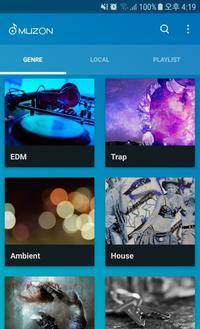 多様なジャンルの音楽世界'MUZON' - 無料音楽の全てのもの'MUPLE'