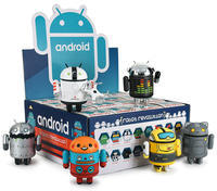 Android Mini Collectibles - Robot Revolution Series - 下呂温泉 留之助商店 入荷新着情報
