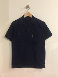BLUE BLUE / ライトデニム オープンカラーシャツ - Safari ブログ