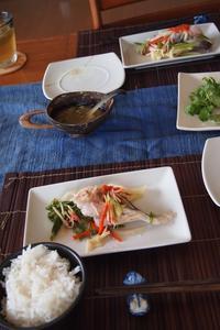 タイで海老刺身食べるなら、 自分で作って安心して食べよう。 クンチェーナンプラー - 日本でタイメシ ときどき ***