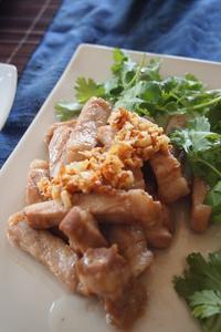 自分で作った方が美味しいと思うタイ料理 揚げ物も タイ料理だとヘルシーということ。 - 日本でタイメシ ときどき ***