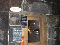 日本一 小さな立ち飲みバー 「Odeco]     〆の一杯 - ワイン好きの料理おたく 雑記帳