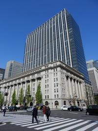 東京そぞろ歩き・レトロ探訪:明治生命館&日本工業倶楽部会館 - 日本庭園的生活