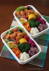 チキンカツ ✿ 焼き鯖刺身セット(๑¯﹃¯๑)♪ - **  mana's Kitchen **
