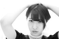 鈴木琴音ちゃん39 - モノクロポートレート写真館