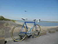 自転車通勤!! - 自転車で遊んでみよう