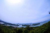 高舞登山からの眺め。 - 青い海と空を追いかけて。