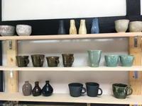 先週に引き続き - 週末陶芸家 フジサキウサジ