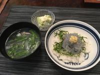 生しらす丼 - HAMAsumi-Life