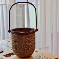 生徒さんの個性的な作品ご紹介 - handvaerker ~365 days of Nantucket Basket~