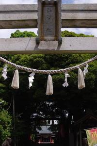 神社巡り『御朱印』金ヶ作熊野神社再訪 - ハタ坊(釣り・鳥撮・散歩)