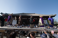 Buddha's picking up princess CYUJYO-hime ceremony 当麻寺 聖衆来迎練供養会式 當麻寺練供養 - 奈良と  大和写真家™「影向」 Nara and Japanism by高畑写真事務所
