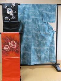 紬・大島紬展示会の自宅ショップ開催お知らせ - slow着物のブログ