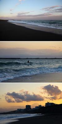 2018/05/19(SAT) 夕方の海に行ってみた。 - SURF RESEARCH