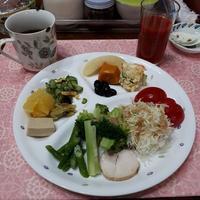 """【毎度朝食】 - たまこ庵 """"独り言"""""""