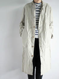 R&D.M.Co-S/L WORK COAT / Beige - 『Bumpkins putting on airs』