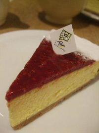 ル・パン・コティディアンのチーズケーキ - K's Sweet Kitchen