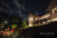旧古河庭園*ライトアップ最終日です☆彡 - MIRU'S PHOTO