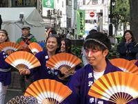 すずめ踊り@仙台・青葉まつり2018 - 大隅典子の仙台通信