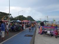 パチャップ・キリ・カーンのビーチ夜市でリクエストにお応え特集 - kimcafeのB級グルメ旅