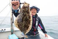 2018/05/19の釣果 - 鯛ラバ遊漁船  Miyazaki Offshore Boat Game Marine Frog 2