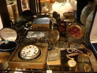 アンティーク 懐中時計 懐中時計スタンド - アンティーク(骨董) テンナイン