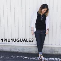 1PIU1UGUALE3 RELAX(ウノピゥウノウグァーレトレ)新作Tシャツ入荷です♪ - UNIQUE SECOND BLOG