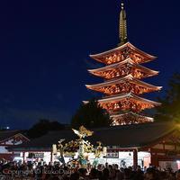 日本の祭りは夜が美しい:『三社祭』2018 - IkukoDays