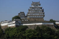 優美な白鷺、姫路城 初めての山陰ツアー⑭  - 風の彩り-2