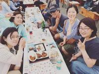 中土佐かつお祭に参加しました。1000枚のシールを配り、大いに盛り上がりました!! - カツオ県民会議ブログ!!!
