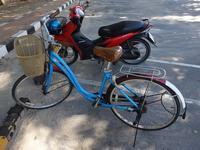 自転車でアオ・マナーオ(ライム・ビーチ)をお散歩 - kimcafe トラベリング