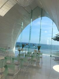 201805 バリ島ウェディングツアー (10) Ayana Bali Wedding - ジョージ3のぐうたら日記