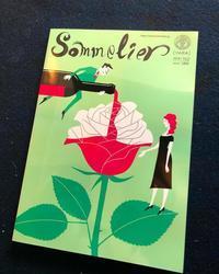 """Sommelier"" 5月刊 - fu-de-sign*文字日和*"