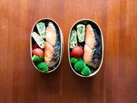 鮭弁 - 大学弁当
