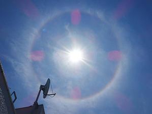 **日輪(ハロ)・エネルギーの到達** - ◇◆宇宙からの歌声◆◇