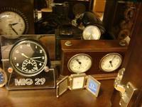 アンティーク MIG29の時計 将棋用 対局時計 - アンティーク(骨董) テンナイン