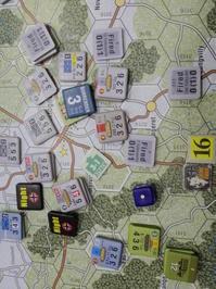 2018.05.20(日)第19回ゲーム平和集会の様子その③ (GMT)Ardennes'44 2nd Edition New Scenario:Patton's Counter Attack - YSGA(横浜シミュレーションゲーム協会) 例会報告