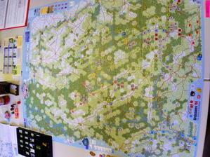 2018.05.20(日)第19回ゲーム平和集会の様子その② (GMT)アルデンヌ'44 第二版 New Scenario:Patton's Counter Attack - YSGA(横浜シミュレーションゲーム協会) 例会報告