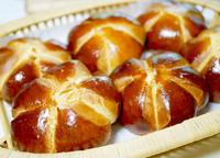 ピンツァとフォカッチャ - パンとお菓子と美味しい時間 (パン教室ココット)