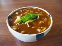 カレーうどんと鮪茶漬け - sobu 2