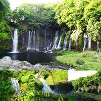 白糸の滝~音止滝 - NATURALLY