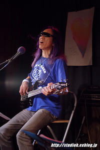 DOVE Charity Live NEWBORN! ~最終回~ - GuitarとVOLVOと虎太郎と…