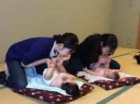 5月11日 ベビマ例会を開催しました - 子育てサークル たんぽぽの会