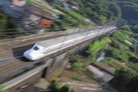 久々に流すも・・・。 - 新幹線の写真